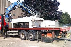 hiab lifting generator